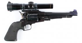 1977 Ruger Old Army .457 Percussion Revolver