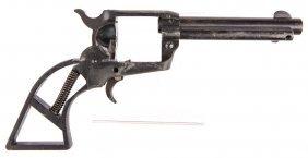 Rohm Model 66 Revolver Frame 22 Cal