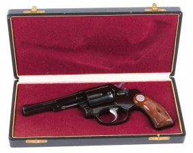 Rossi 38 Special Revolver With Case
