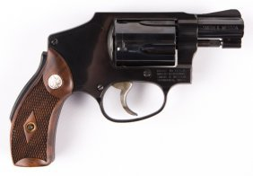 Smith & Wesson Model 40-1