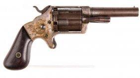 Brooklyn Arms Slocum Sliding Sleeve Revolver