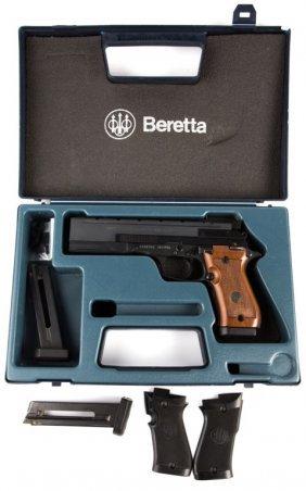 Beretta Model 87 .22lr Pistol