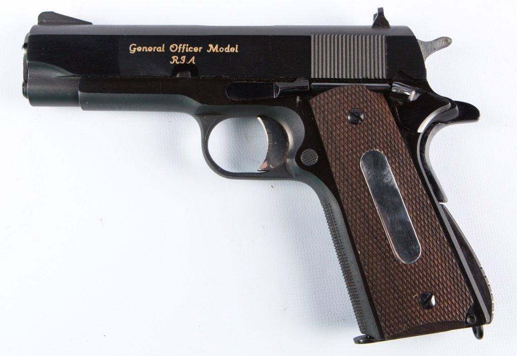 RIA M15 GENERAL OFFICER MODEL OF US GENERAL