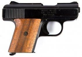 Raven Model Mp-25 Pistol