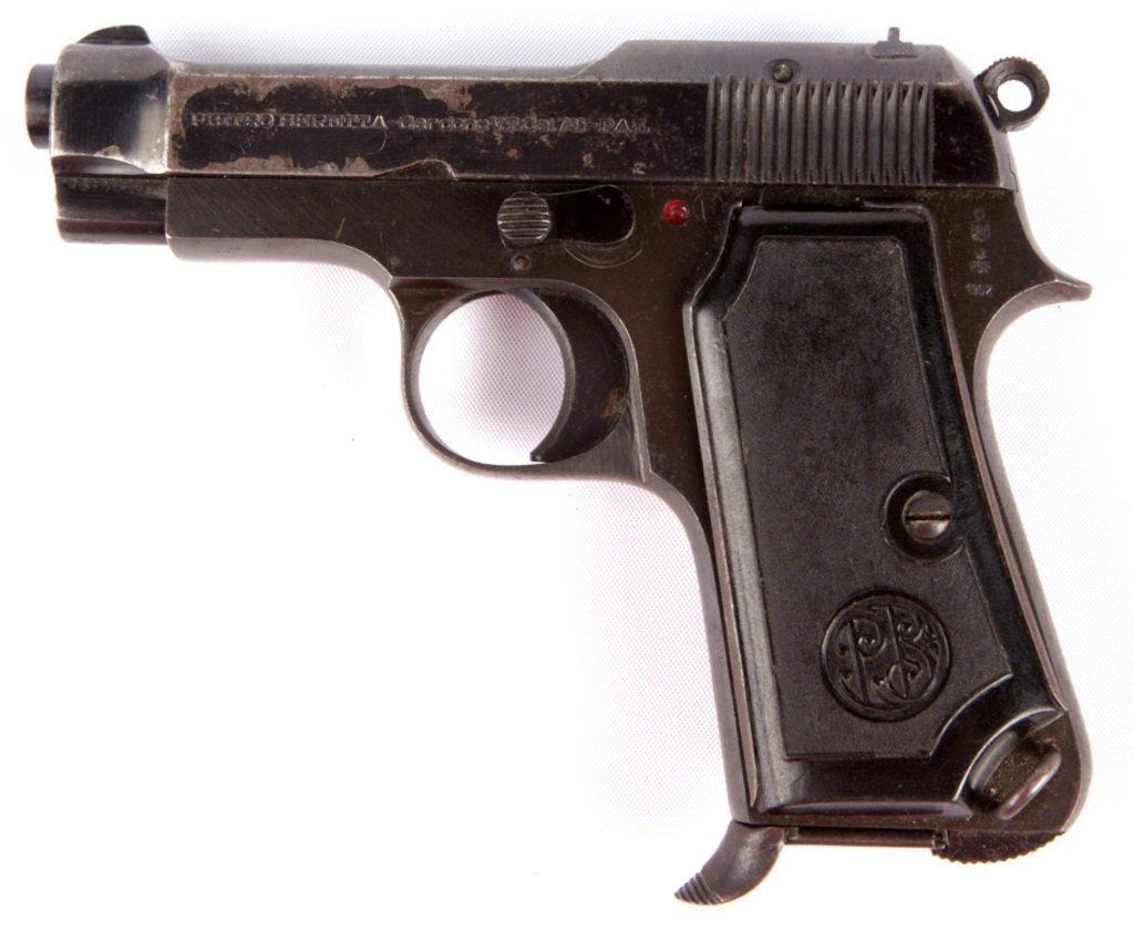BERETTA M1935 .32 ACP PISTOL 1952 - 3