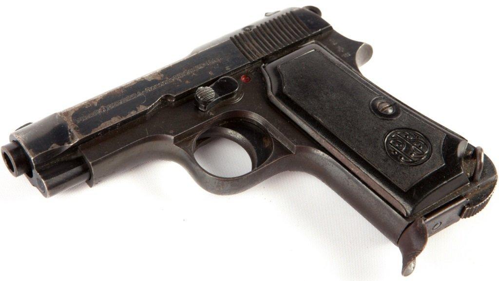 BERETTA M1935 .32 ACP PISTOL 1952 - 4