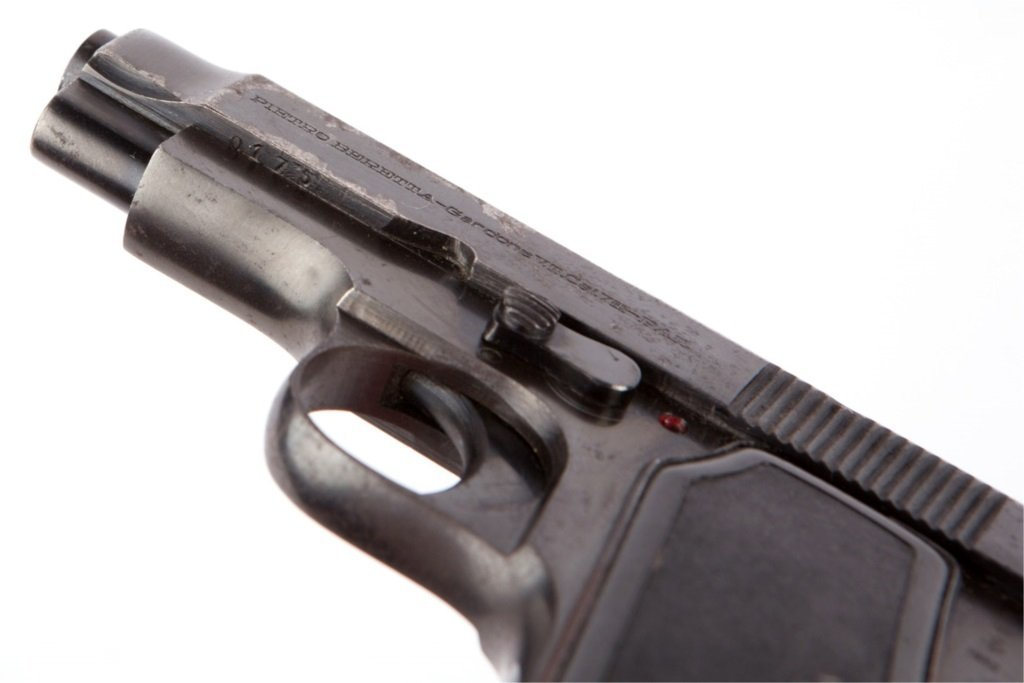 BERETTA M1935 .32 ACP PISTOL 1952 - 5