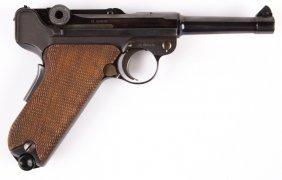 Interarms Swiss Patern Mauser P-08 9mm Pistol