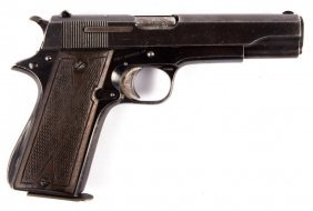 Star Model B 9mm Pistol Century Import