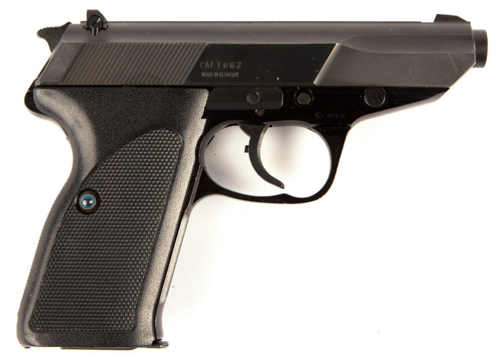 WALTHER P5 9MM PISTOL IN BOX