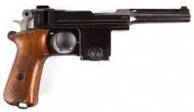 Bergmann-bayard Model 1910/21 Danish Pistol