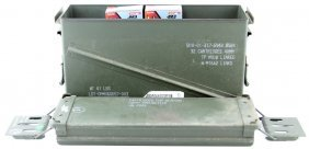 Ammo Can 2000 Rounds Of Aguila 223 / 556