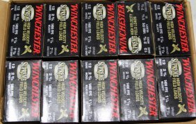 250 New Winchester Supreme 12 Ga Shotgun Shells