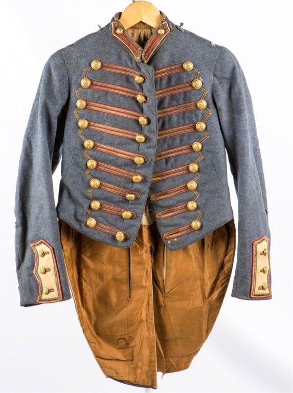 CIVIL WAR ERA STATE OF CONNECTICUT DRESS COAT