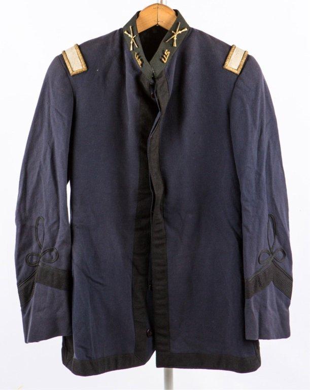 1893 US 2nd LIEUTENANT INFANTRY OFFICER SACK COAT