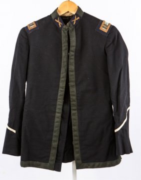 Us Model 1895 Infantry Captain Undress Coat