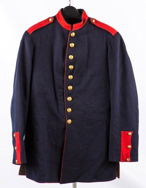 US MODEL 1881 ARTILLERY HORSE SOLDIER DRESS COAT