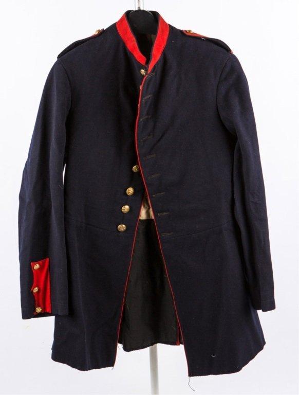 SPAN-AM US MODEL 1881 DRESS COAT