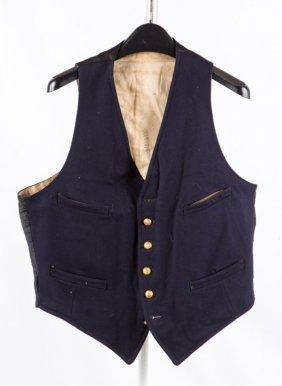 Model 1885 Us Officer's Vest