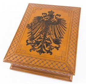 Prussia Royal Patent Of Nobility Kaiser Wilhelm Ii