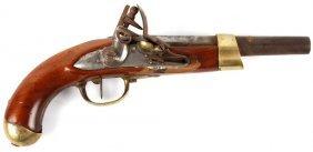 Napoleonic War French Flintlock Pistol Model 1809