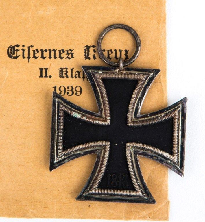 WWII GERMAN IRON CROSS 2nd CLASS - 2