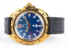 Russian Submarine Watch