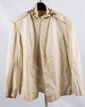 1902 Cuba Occupation Us Army Officer Dress Coat
