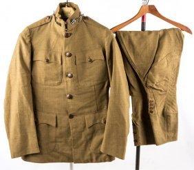 Wwi Us Army Uniform