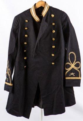 Us Model 1902-1912 Infantry Captain Dress Coat