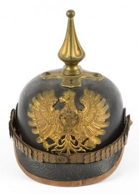 Imperial German Pickelhaube Helmet 1902