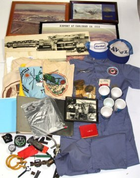 Hughes Helicopter Test Flight Mechanic Archive