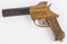 Wwii International Flare Signal Co Flare Pistol