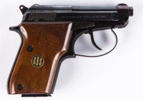 Beretta Model 21a Bobcat .22lr Pistol