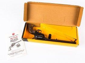 Ruger New Model Single-six 22 Magnum Revolver 1981