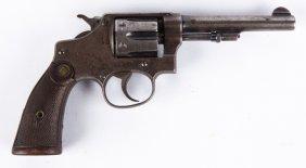 Smith & Wesson .32 Regulation Police Pre War