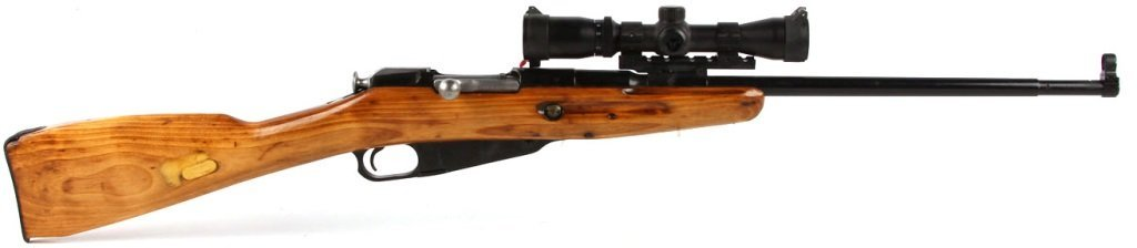 SPORTERIZED MOSIN NAGANT CARBINE