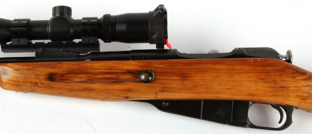 SPORTERIZED MOSIN NAGANT CARBINE - 4