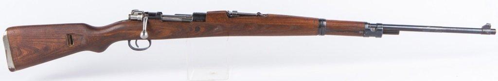 YUGOSLAVIAN ZASTAVA M48A RIFLE 7.92X57
