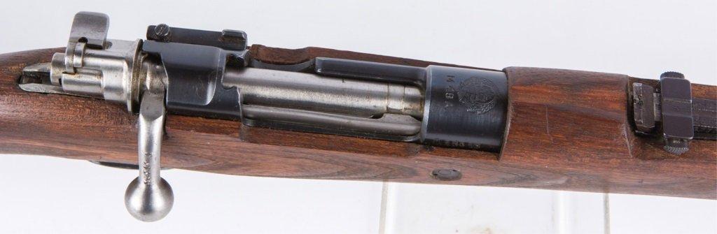 YUGOSLAVIAN ZASTAVA M48A RIFLE 7.92X57 - 4