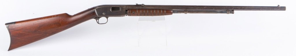 REMINGTON MODEL 12 IN .22 REMINGTON SPECIAL