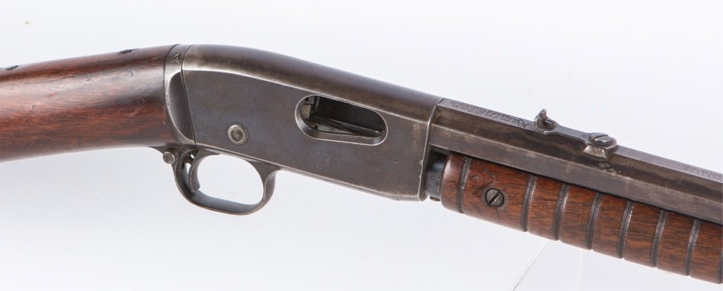 REMINGTON MODEL 12 IN .22 REMINGTON SPECIAL - 2