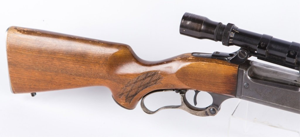 SAVAGE MODEL 99 LEVER ACTION IN .300 SAVAGE - 2