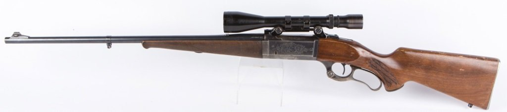 SAVAGE MODEL 99 LEVER ACTION IN .300 SAVAGE - 5