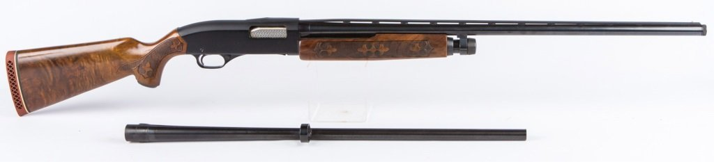 WINCHESTER MODEL 1200 20 GAUGE WITH EXTRA BARREL