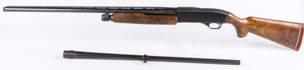 WINCHESTER MODEL 1200 20 GAUGE WITH EXTRA BARREL - 4