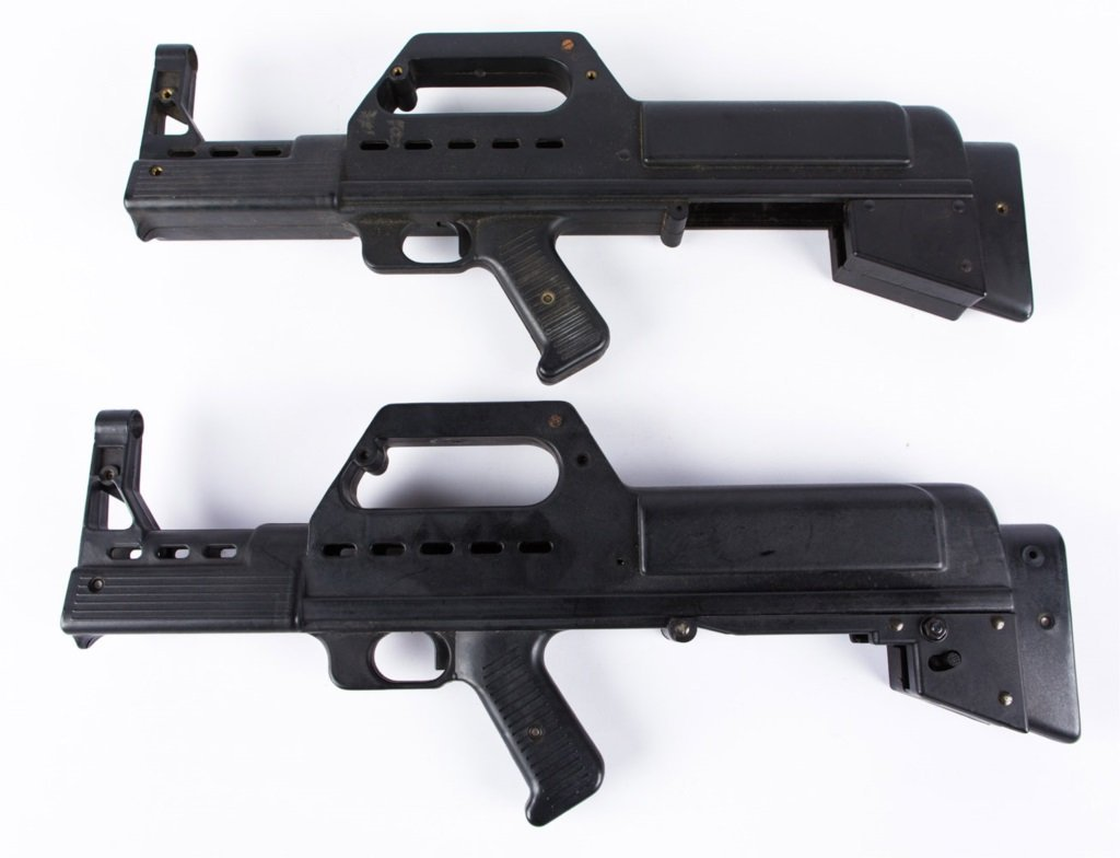 TWO MUZZELITE RUGER 10/22 BULLPUP STOCK