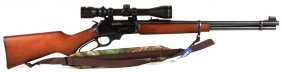 Marlin Model 336w Lever Action Rifle 30/30