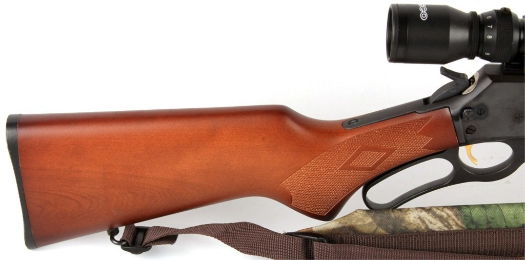 MARLIN MODEL 336W LEVER ACTION RIFLE 30/30 - 2
