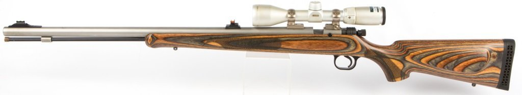 KNIGHT 50 CAL DISC EXTREME BLACK POWDER RIFLE - 5